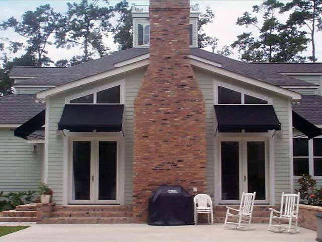 Residential Fabric Awnings